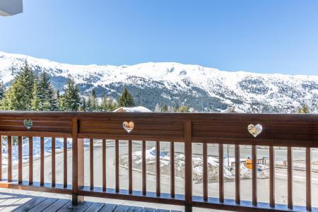 Vacances en montagne Appartement 3 pièces 5 personnes (C3) - La Résidence le Christmas - Méribel - Extérieur hiver