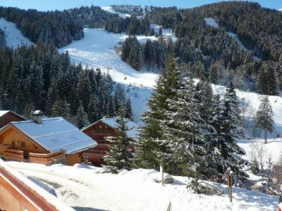 Location au ski Appartement 3 pièces 6 personnes - La Résidence le Grand Duc - Méribel - Extérieur hiver