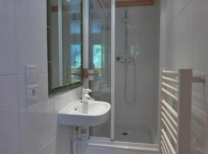 Location au ski Appartement 3 pièces 6 personnes - La Résidence le Grand Duc - Méribel - Douche