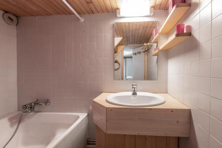 Rent in ski resort 3 room apartment 8 people (12) - La Résidence le Surf - Méribel - Bath-tub