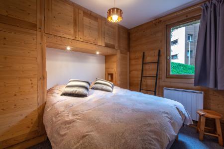 Rent in ski resort 3 room apartment 8 people (12) - La Résidence le Surf - Méribel - Bedroom