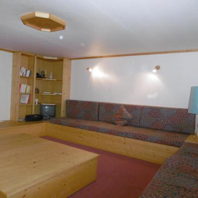 Rent in ski resort 3 room apartment 8 people (12) - La Résidence le Surf - Méribel - Settee