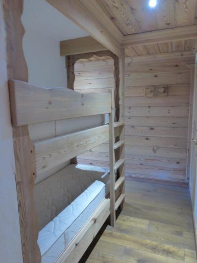 Rent in ski resort 3 room apartment 6 people (40) - La Résidence les Brimbelles - Méribel - Bunk beds