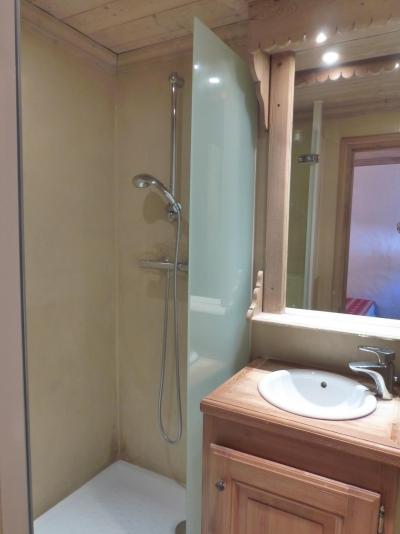Rent in ski resort 3 room apartment 6 people (40) - La Résidence les Brimbelles - Méribel - Shower room