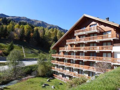 Rent in ski resort 3 room apartment 6 people (40) - La Résidence les Brimbelles - Méribel
