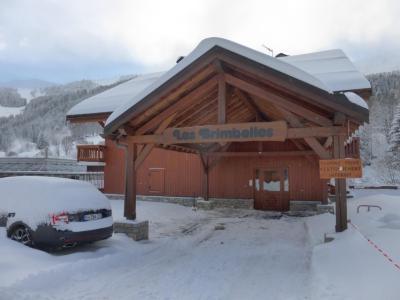 Rent in ski resort La Résidence les Brimbelles - Méribel