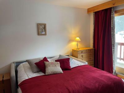 Location au ski Studio coin montagne 4 personnes (MRB220-028) - La Résidence les Dauphinelles - Méribel