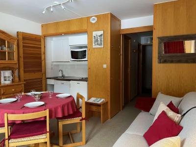 Alquiler al esquí Estudio -espacio montaña- para 4 personas (MRB220-028) - La Résidence les Dauphinelles - Méribel - Kitchenette