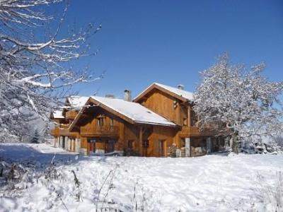 Location Méribel : Le Hameau des Biches hiver
