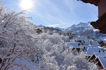 Location au ski Résidence Aubépine - Méribel