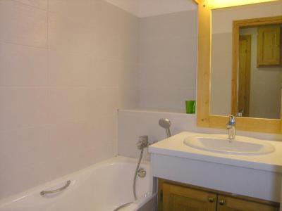 Location au ski Appartement 3 pièces 6 personnes (3) - Residence Aubepine - Méribel - Lits superposés