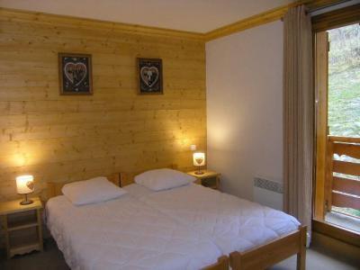 Location au ski Appartement 3 pièces 6 personnes (5) - Residence Aubepine - Méribel - Kitchenette