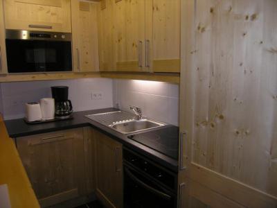Location au ski Appartement duplex 4 pièces 8 personnes (9) - Residence Aubepine - Méribel - Salle d'eau