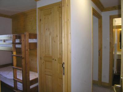 Location au ski Appartement duplex 5 pièces 10 personnes (16) - Résidence Aubépine - Méribel - Lits superposés