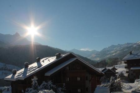 Ski en janvier Residence Bergerie Des 3 Vallees C