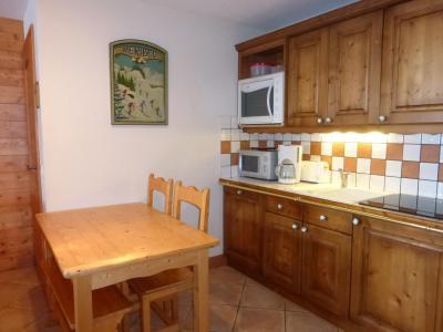 Location au ski Appartement 3 pièces 4 personnes (1D R) - Résidence Bergerie des 3 Vallées D - Méribel - Cuisine