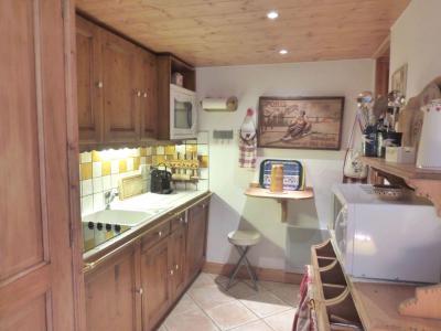 Location au ski Appartement 3 pièces 4 personnes - Résidence Bergerie des 3 Vallées F - Méribel - Cuisine