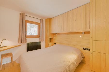 Skiverleih 4-Zimmer-Appartment für 7 Personen (23R) - Résidence Chandonnelles II - Méribel - Doppelbett