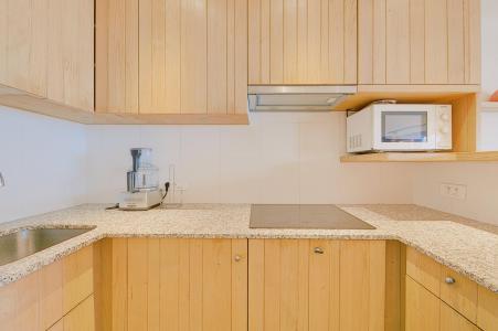 Skiverleih 4-Zimmer-Appartment für 7 Personen (23R) - Résidence Chandonnelles II - Méribel - Kochnische
