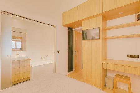 Skiverleih 4-Zimmer-Appartment für 7 Personen (23R) - Résidence Chandonnelles II - Méribel - Stockbetten