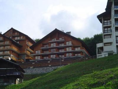 Location au ski Residence Chanrossa - Méribel