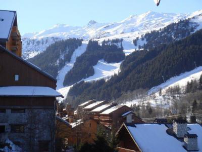 Location au ski Appartement duplex 3 pièces 6 personnes (51) - Residence Cristal - Méribel