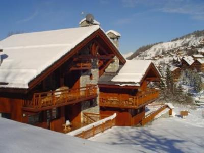 Location Méribel : Résidence Dou du Pont hiver