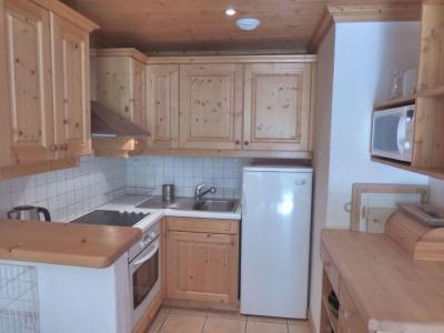 Location au ski Appartement 4 pièces 7 personnes - Residence Dou Du Pont - Méribel - Extérieur hiver