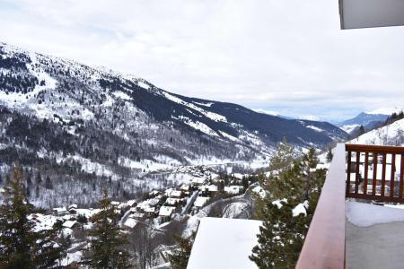 Location au ski Studio 4 personnes (3C) - Résidence Frasse - Méribel