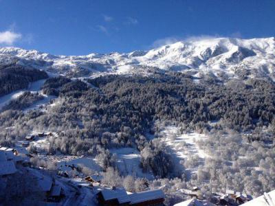 Vacances en montagne Appartement 3 pièces 6 personnes (9C) - Résidence Frasse - Méribel - Extérieur hiver