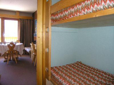 Location au ski Studio 4 personnes (5H) - Residence Frasse - Méribel - Chambre