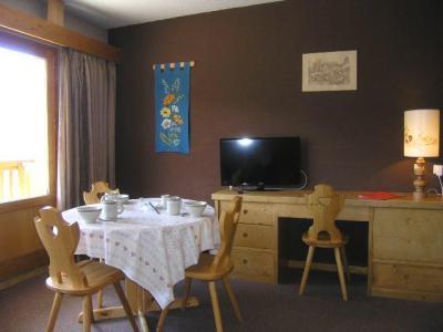 Location au ski Studio 4 personnes (5H) - Residence Frasse - Méribel - Salle de bains