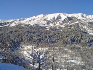 Location au ski Appartement duplex 4 pièces 6 personnes (07) - Residence Frenes - Méribel - Extérieur hiver