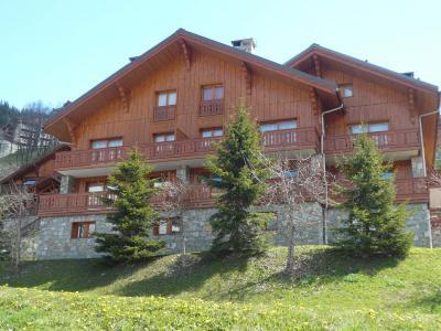 Location au ski Résidence Frenes - Méribel