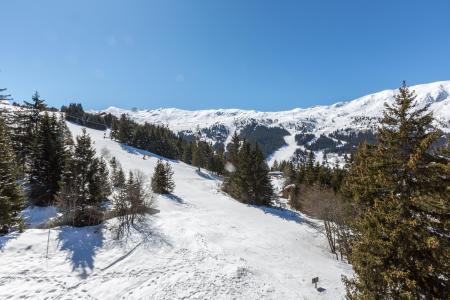 Location au ski Appartement 3 pièces mezzanine 5 personnes (14) - Résidence Gelinotte - Méribel - Extérieur hiver