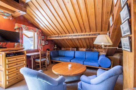 Location au ski Appartement 3 pièces mezzanine 5 personnes (14) - Résidence Gelinotte - Méribel - Appartement