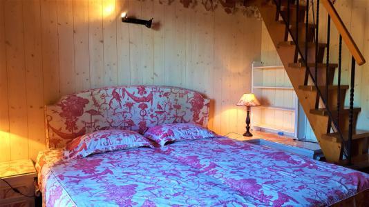 Location au ski Appartement 3 pièces mezzanine 5 personnes (14) - Résidence Gelinotte - Méribel - Chambre