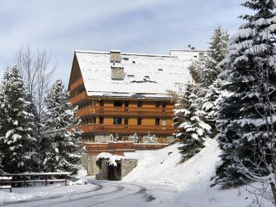 Location au ski Résidence Grand Tétras - Méribel