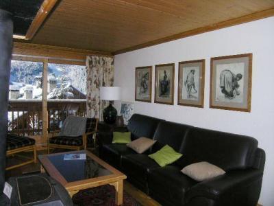Location au ski Appartement 4 pièces 8 personnes (13) - Residence Grand Tetras - Méribel - Séjour