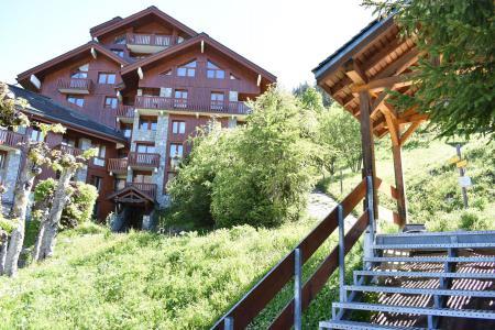 Location au ski Résidence Hauts de Chantemouche - Méribel