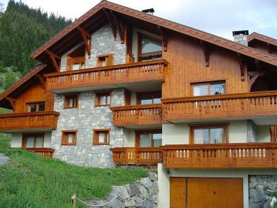 Location au ski Residence Jardin D'eden - Méribel