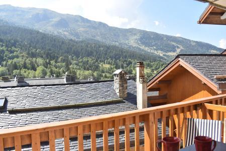 Location au ski Studio 4 personnes (8 BIS) - Résidence l'Arolaz I - Méribel