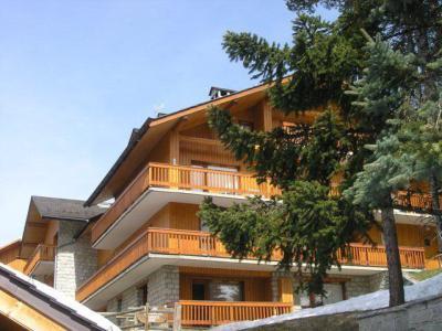 Location au ski Résidence l'Arolaz I - Méribel