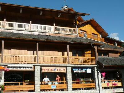 Location au ski Residence L'arolaz N?2 - Méribel