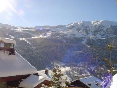 Location au ski Appartement 3 pièces 6 personnes - Résidence l'Aubépine - Méribel - Extérieur hiver