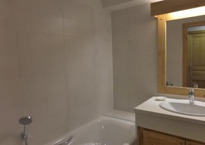 Location au ski Appartement 3 pièces 6 personnes - Résidence l'Aubépine - Méribel - Salle de bains