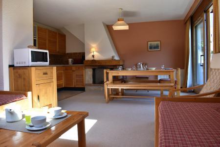 Location au ski Appartement 3 pièces 6 personnes (22) - Résidence l'Edelweiss - Méribel