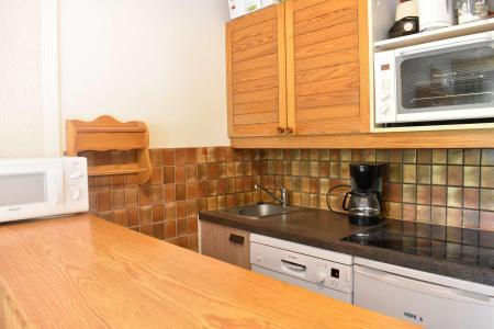 Location au ski Studio 4 personnes (016) - Résidence l'Edelweiss - Méribel