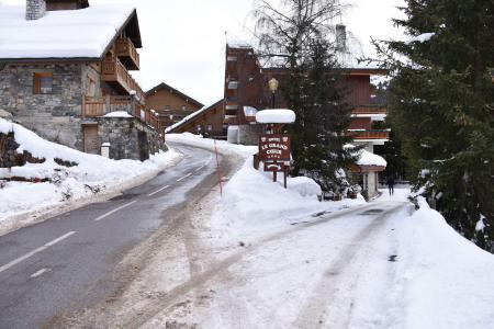 Location au ski Résidence l'Edelweiss - Méribel