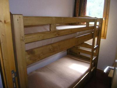 Location au ski Appartement 3 pièces 6 personnes (08) - Residence L'edelweiss - Méribel - Lits superposés